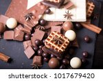 three different types of... | Shutterstock . vector #1017679420