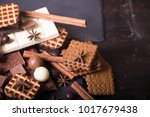 three different types of... | Shutterstock . vector #1017679438