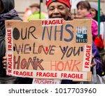 london  england. 3rd february... | Shutterstock . vector #1017703960