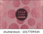 rose quartz glossy background....   Shutterstock .eps vector #1017709534