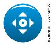 cursor displacement app icon... | Shutterstock .eps vector #1017720400
