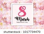 poster international happy...   Shutterstock . vector #1017734470