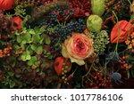Mixed Autumn Flower Arrangemen...