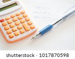 the device used in the... | Shutterstock . vector #1017870598