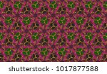 geometric ornament for wedding... | Shutterstock . vector #1017877588