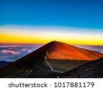 Mauna Kea Summit On The Big...
