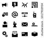 origami style icon set  ... | Shutterstock .eps vector #1017903934