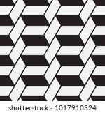 vector seamless pattern. modern ...   Shutterstock .eps vector #1017910324