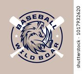 modern professional emblem for...   Shutterstock .eps vector #1017932620