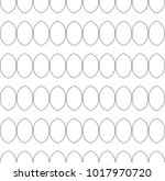 seamless vector pattern in... | Shutterstock .eps vector #1017970720