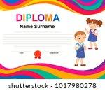 children banner template   Shutterstock .eps vector #1017980278