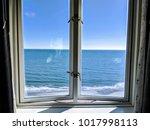 Ocean View Through The Window