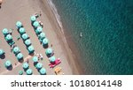 aerial view of maronti beach... | Shutterstock . vector #1018014148