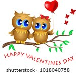 valentines day holiday love... | Shutterstock . vector #1018040758