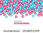 creative vector illustration of ... | Shutterstock .eps vector #1018051549