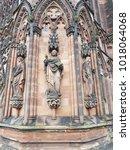 Ornate Sandstone Cathedral...