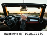 surfer or trendy millennial or... | Shutterstock . vector #1018111150