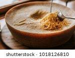 Spaghetti Pasta Preparation In...