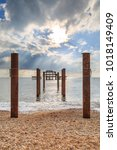 West Pier In Brighton With...