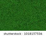 grass ground background | Shutterstock .eps vector #1018157536