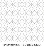 seamless vector pattern in... | Shutterstock .eps vector #1018195330