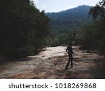 munnar  kerala  india  january... | Shutterstock . vector #1018269868