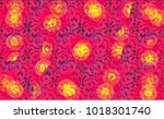 abstract colorful  background... | Shutterstock .eps vector #1018301740