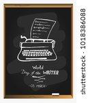 World Writer's Day On...