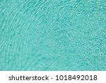 blue color of wave and... | Shutterstock . vector #1018492018