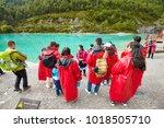 lijiang  china   september 22 ...   Shutterstock . vector #1018505710
