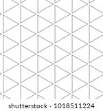 seamless grayvector pattern in... | Shutterstock .eps vector #1018511224