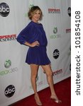 """Small photo of Brenda Strong at the """"Desperate Housewives"""" Finale Party, W Hotel, Hollywood, CA 04-29-12"""