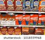 spencer  wisconsin february 6 ... | Shutterstock . vector #1018559968