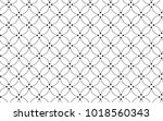 seamless striped circles.... | Shutterstock .eps vector #1018560343
