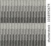 abstract monochrome discrete... | Shutterstock .eps vector #1018592674