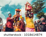 kuala lumpur  malaysia  ... | Shutterstock . vector #1018614874