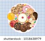 a vector illustration in eps 10 ...   Shutterstock .eps vector #1018638979