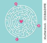 Round Labyrinth Maze Game  Fin...