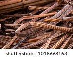 copper cable metal | Shutterstock . vector #1018668163