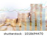 financial concept image | Shutterstock . vector #1018694470