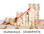 financial concept image | Shutterstock . vector #1018694476