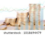 financial concept image | Shutterstock . vector #1018694479