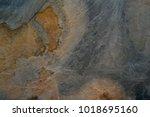 grunge stone texture or stone... | Shutterstock . vector #1018695160