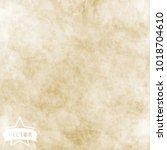 old wall texture. vector. | Shutterstock .eps vector #1018704610