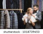 business meeting  moneybags.... | Shutterstock . vector #1018739653