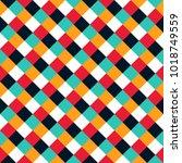 seamless abstract vector... | Shutterstock .eps vector #1018749559