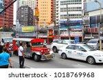 manila  philippines   december... | Shutterstock . vector #1018769968