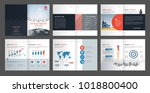 annual report for company...   Shutterstock .eps vector #1018800400
