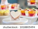 close up of little candy... | Shutterstock . vector #1018805494