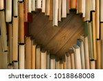 Love Concept Of Heart Shape...
